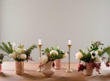 How To: A Beautiful Bud Vase Arrangement