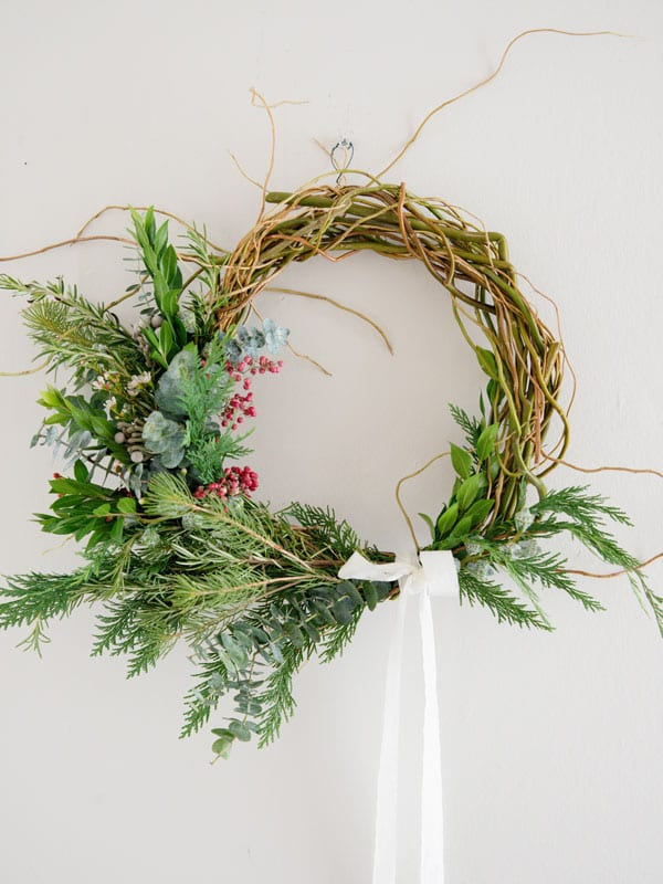 holiday wreath ideas