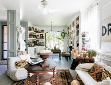 Inside a Collector's Eclectic Texas Home