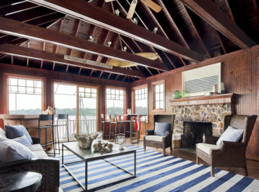 Mountain Lodges & Cabin-Inspired Interiors