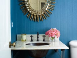 5 Tricks for Powder Room Perfection
