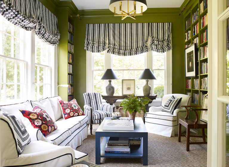 Designer's Go-To Green Paint Colors