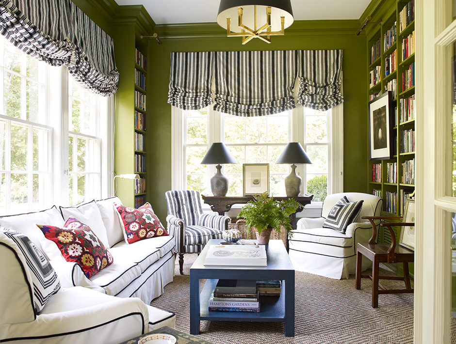 These Are The Best Green Paint Colors According To Designers