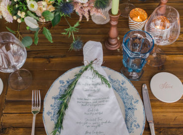 Vintage-Lover's Guide to Weddings