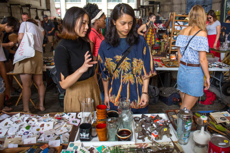 Top East Coast Flea Markets