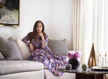 Tour A Beauty Maverick's Modern-Chic Home