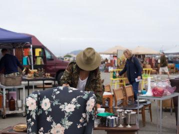 West Coast Flea Markets