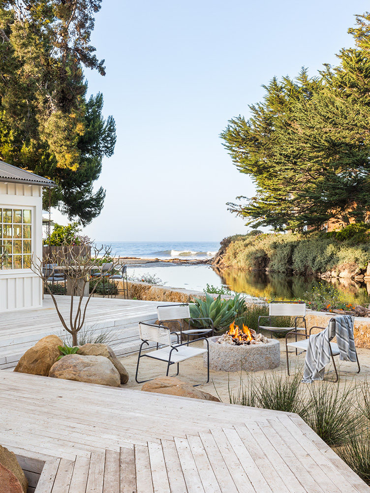 garden ideas, seaside gardens, California gardens, drought-resistant gardens