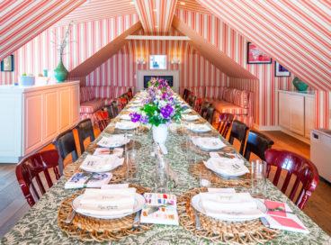A Chic Luncheon at San Vicente Bungalows