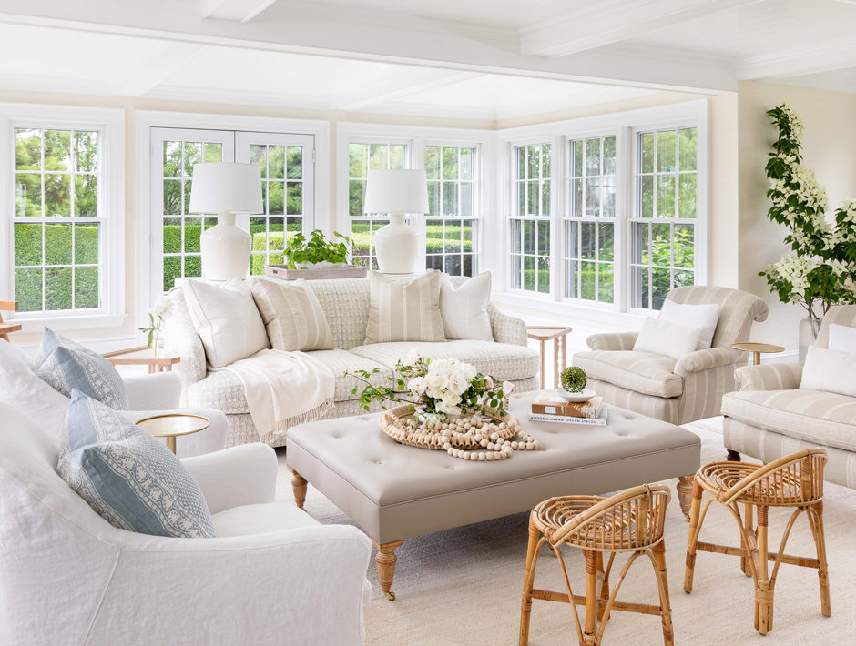 3 Nantucket Designers on How To Master Cool Coastal Style