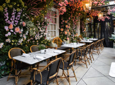Where We're Dreaming of Dining Al Fresco