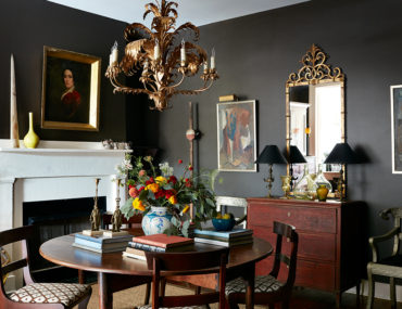 10 Designers Share Their Cozy Paint Picks