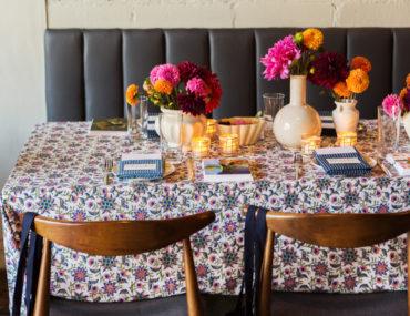 Inside a Charming Fête for Charlotte Designers