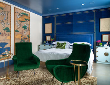 A Design Duo Makes The Case For Maximalism