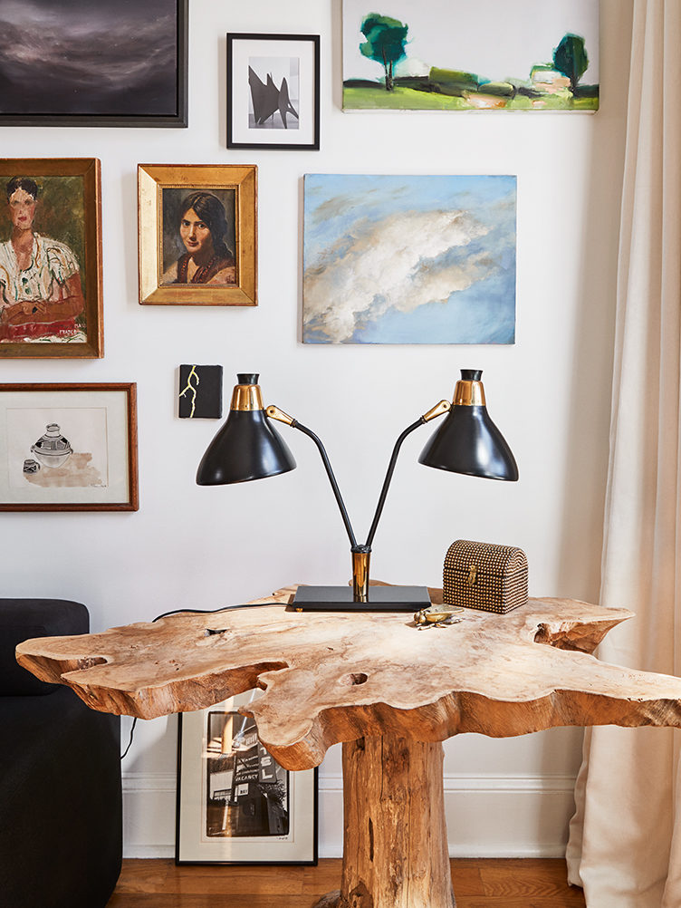whimsical side table ideas, wood side table