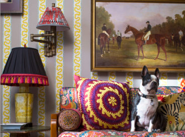 6 Ways to Try Out Statement Lampshades