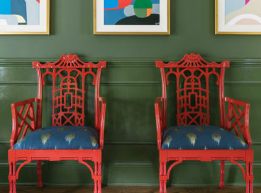 Chic Alert! Chinese Chippendale is Back