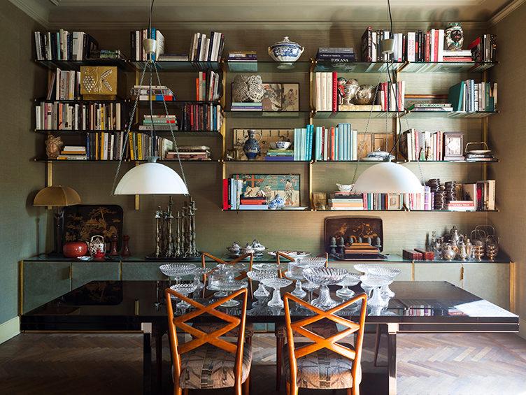 domino magazine home office dimore studio bookshelf