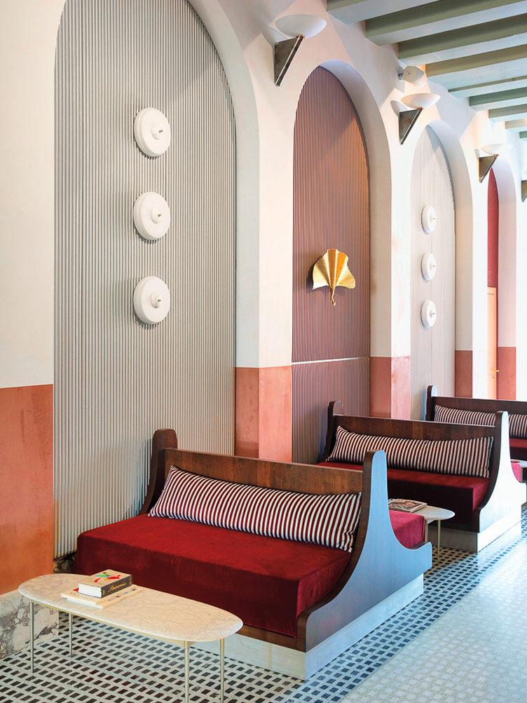 paris hotel, domino magazine