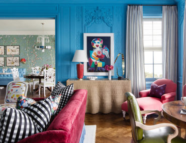 Kapow! Bold Paint Colors Designers Adore