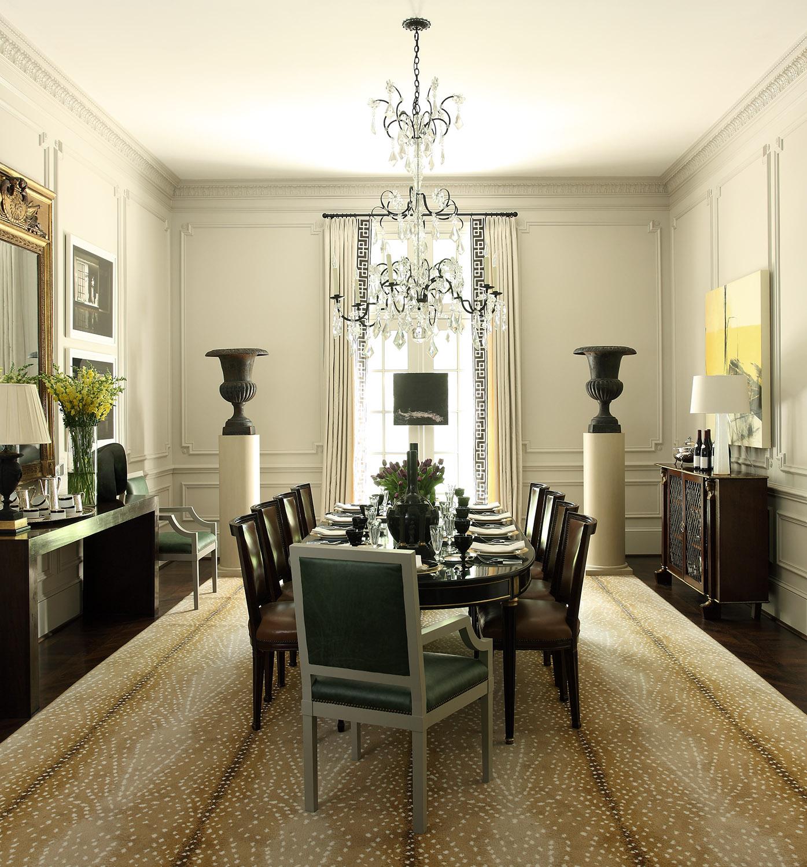 Atlanta Symphony Associates' Decorators' Showhouse 2013 by Robert Brown Interior Design