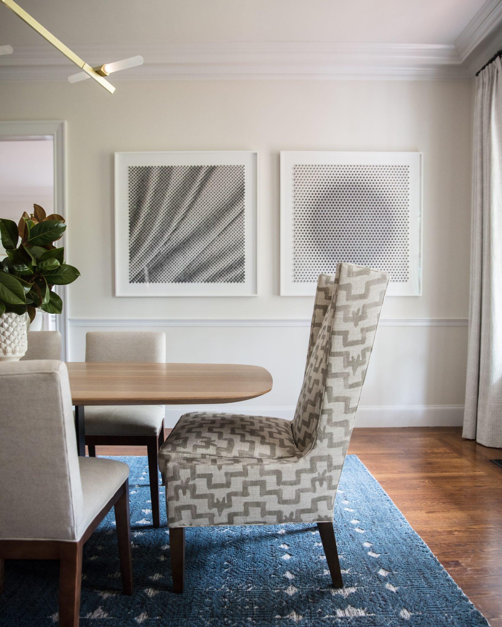 Hillsborough - Dining Room by Nest Design Company