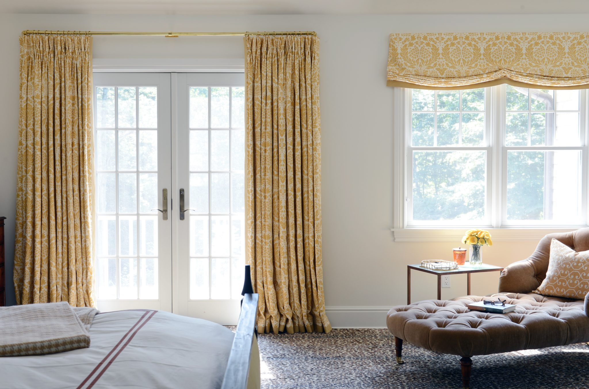 Image of: 30 Gorgeous Rooms With French Doors Chairish Blog