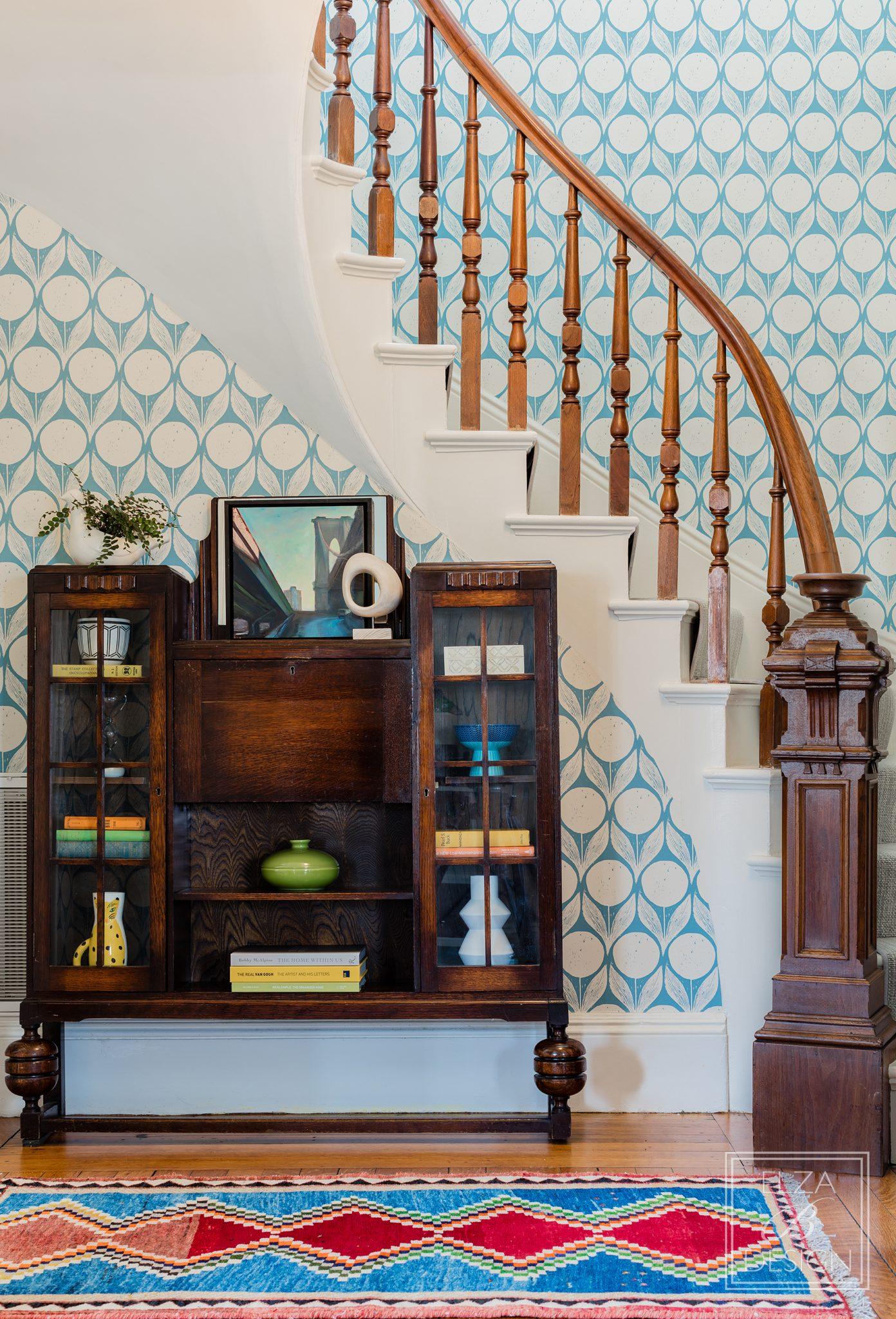 Cheerful Melrose Victorian by Elza B Design, Inc.