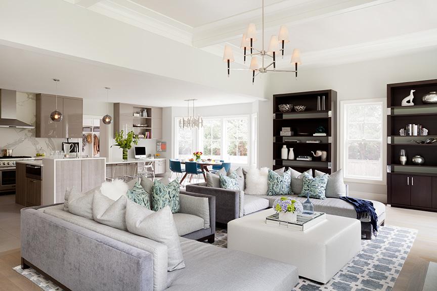 Interior design by A-List Interiors