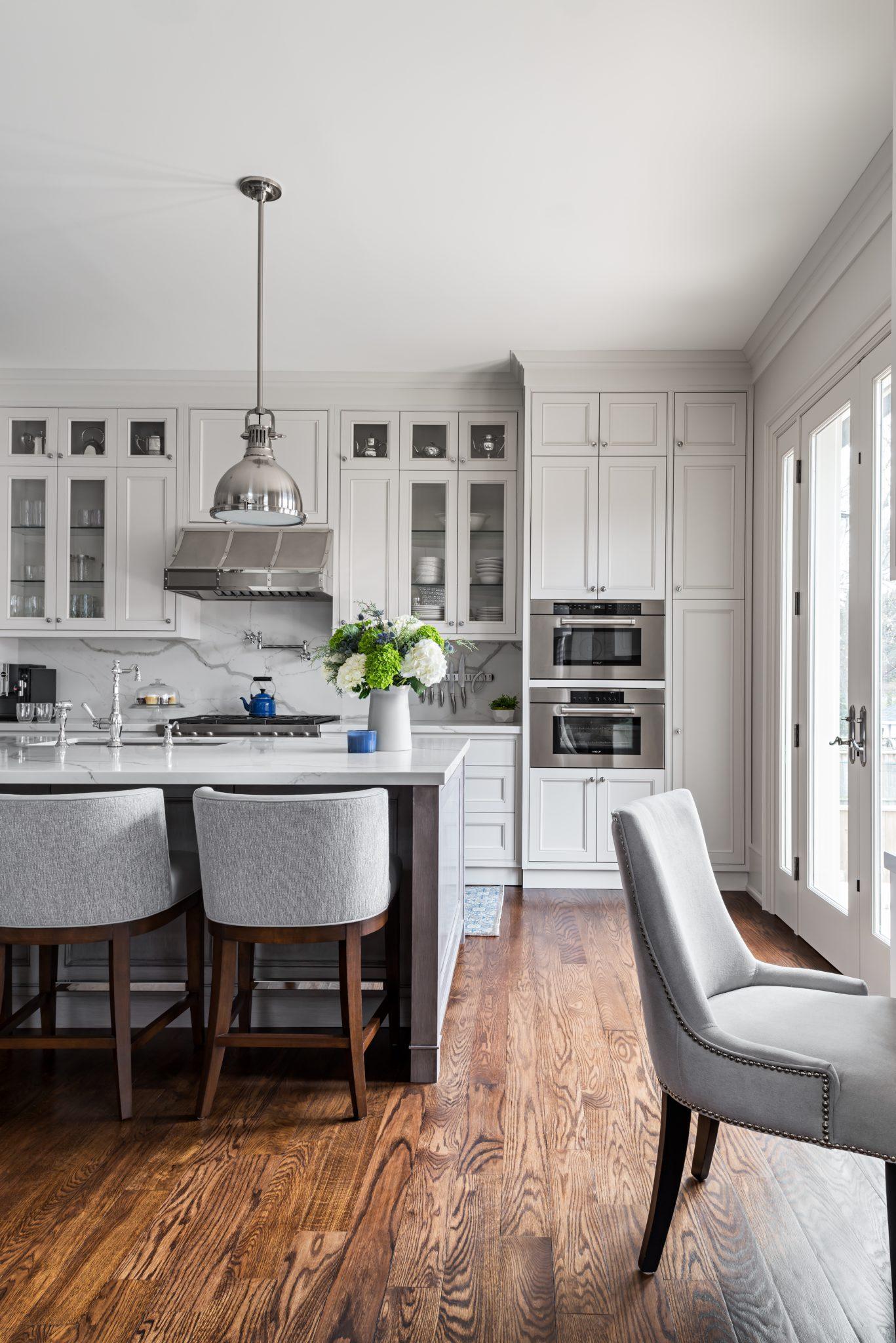 Crestwood custom kitchen by Sheree Stuart Design