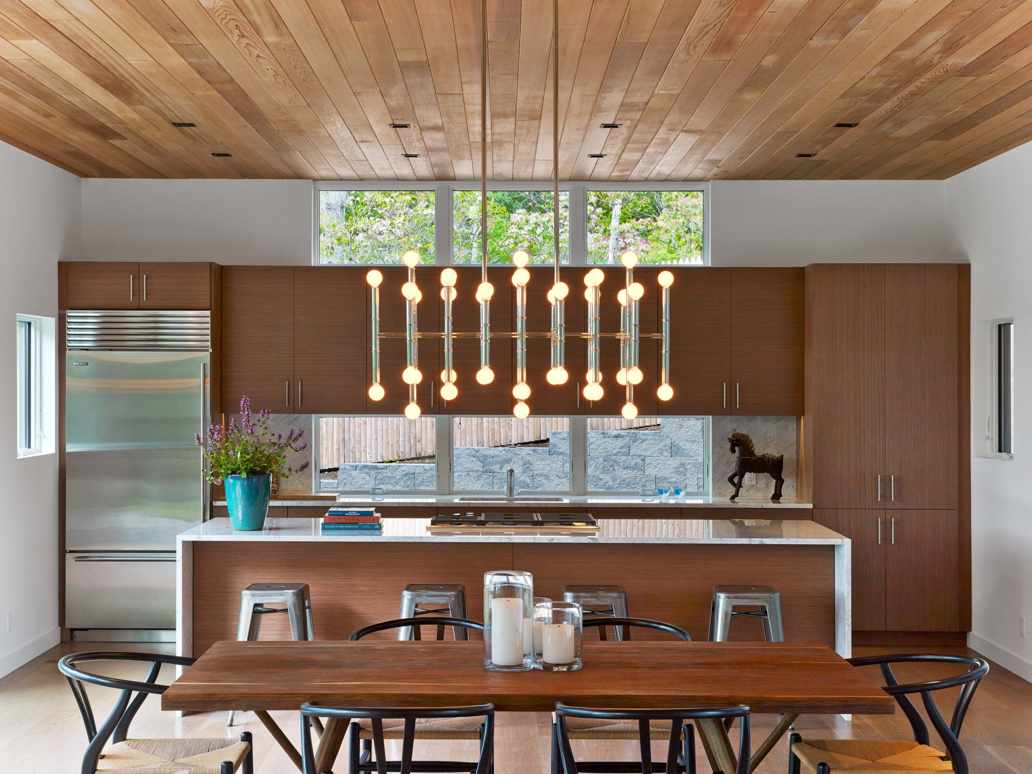 Southampton, NY residence, kitchen by Cass Calder Smith | CCS Architecture