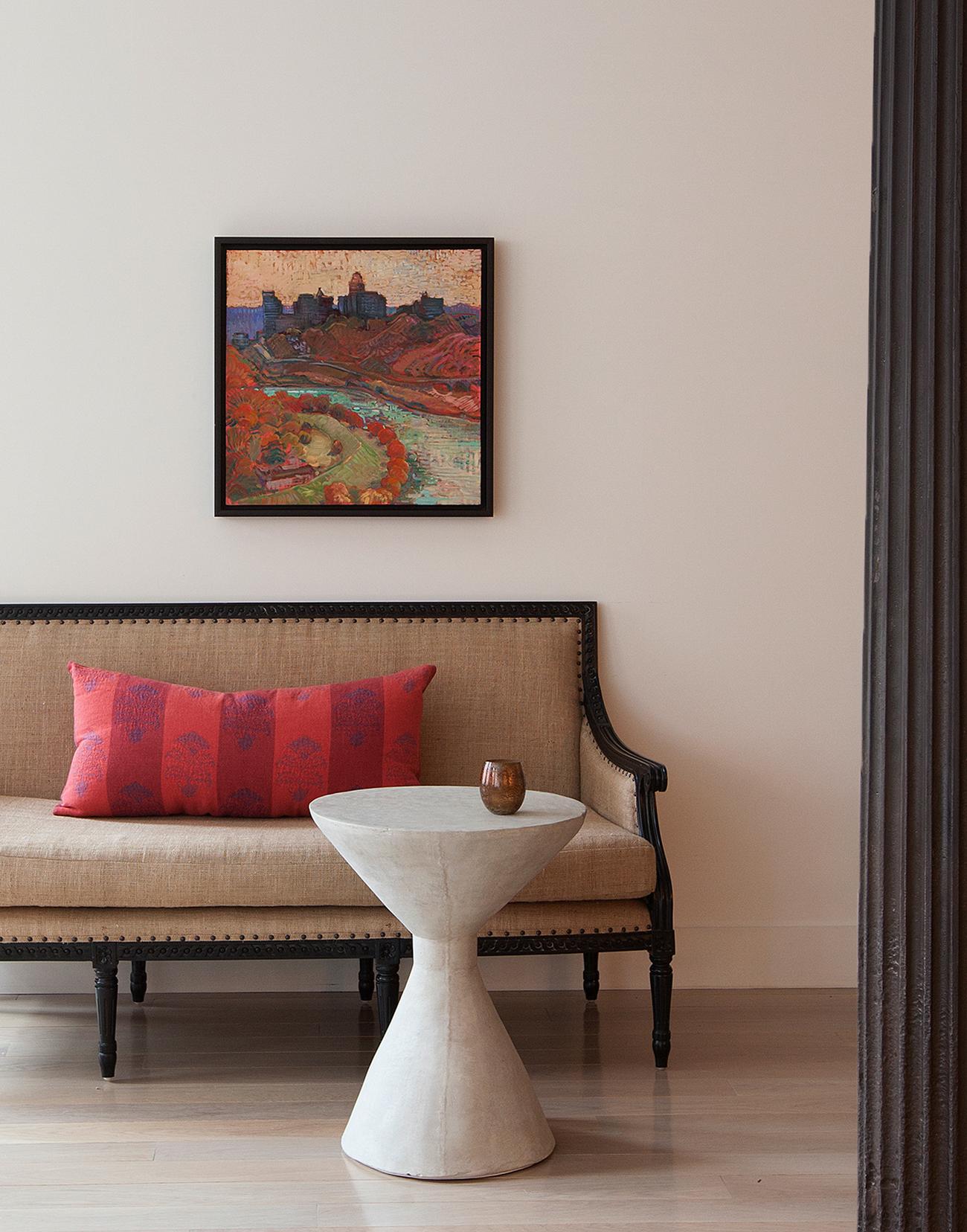 Interior design by Liliane Hart Interiors