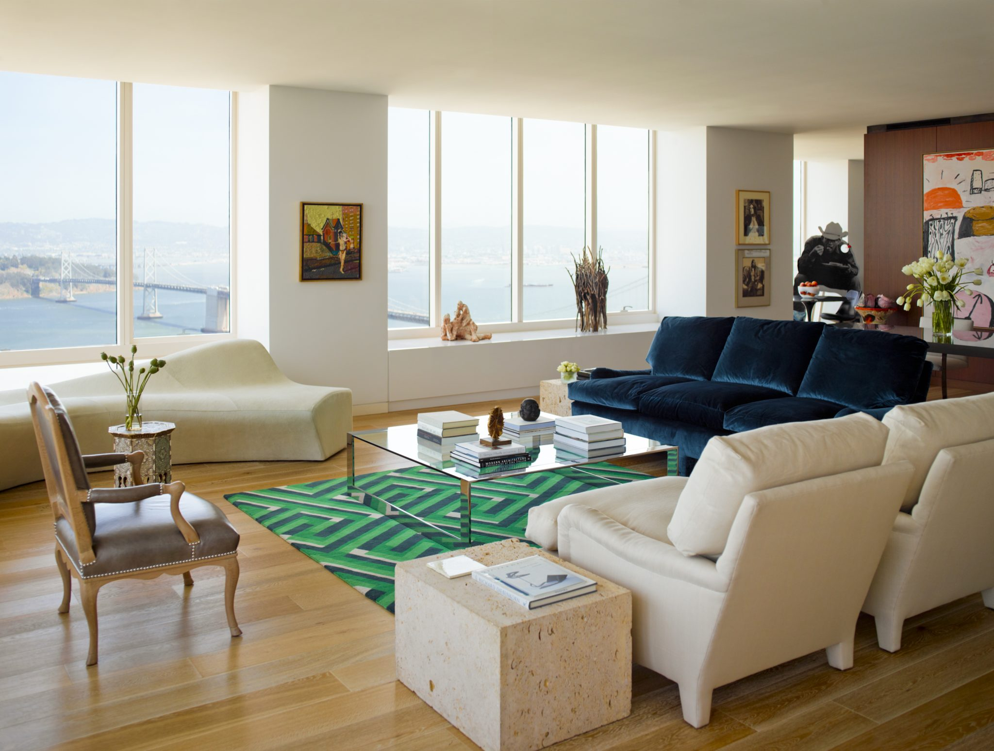 Interior design by BAMO