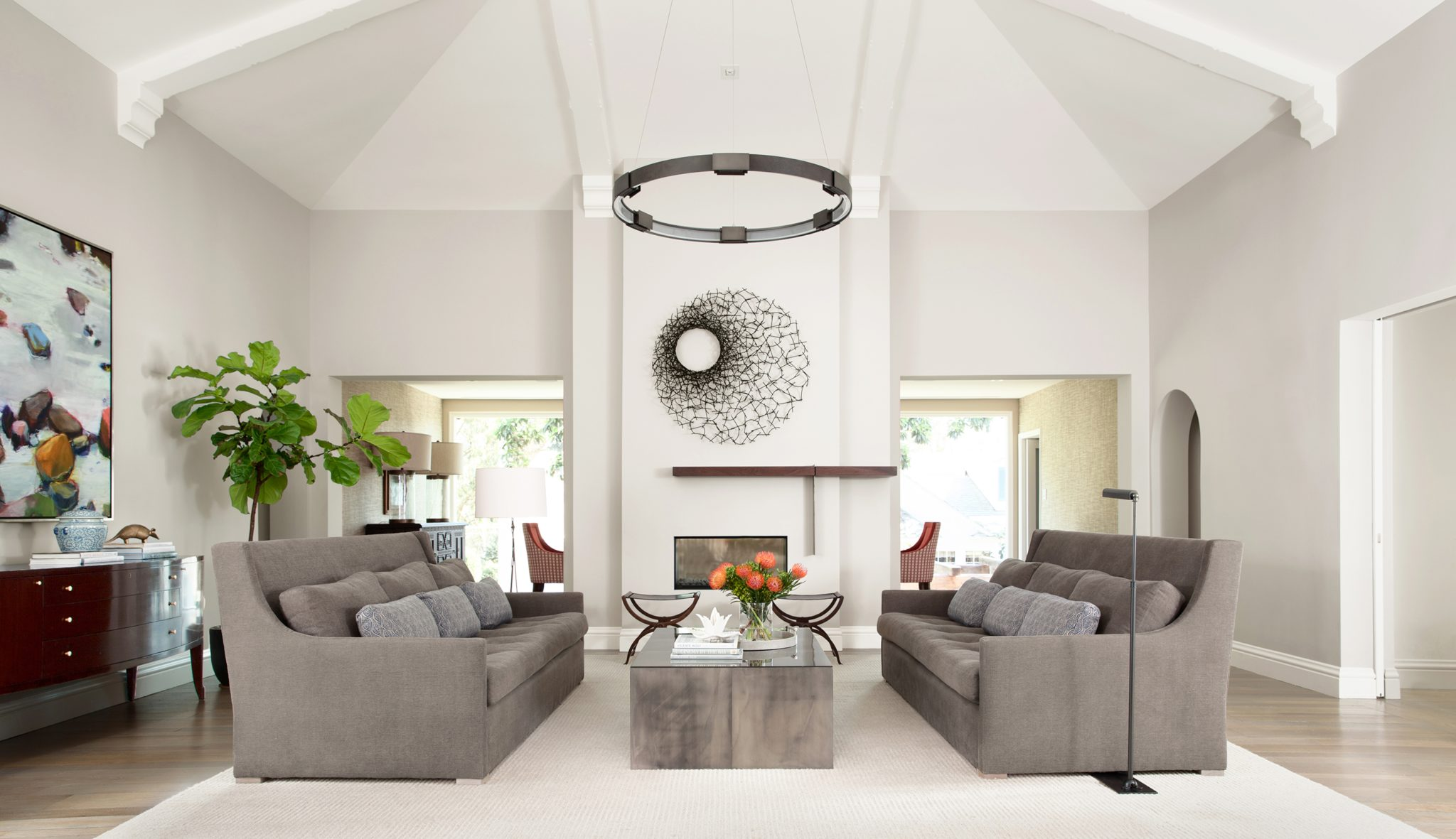 Interior design by Niche Interiors