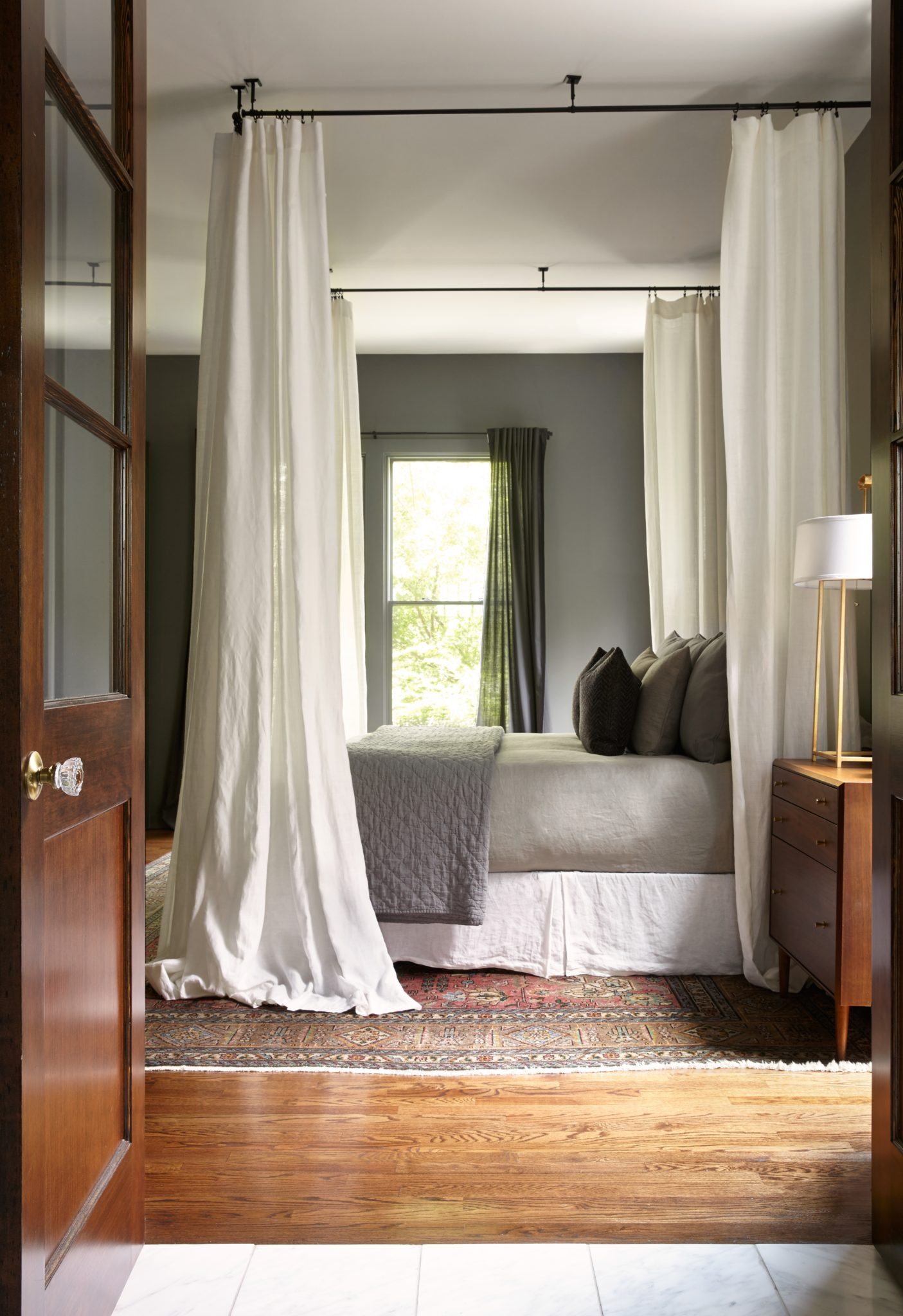32 Bedrooms With French Doors Chairish Blog