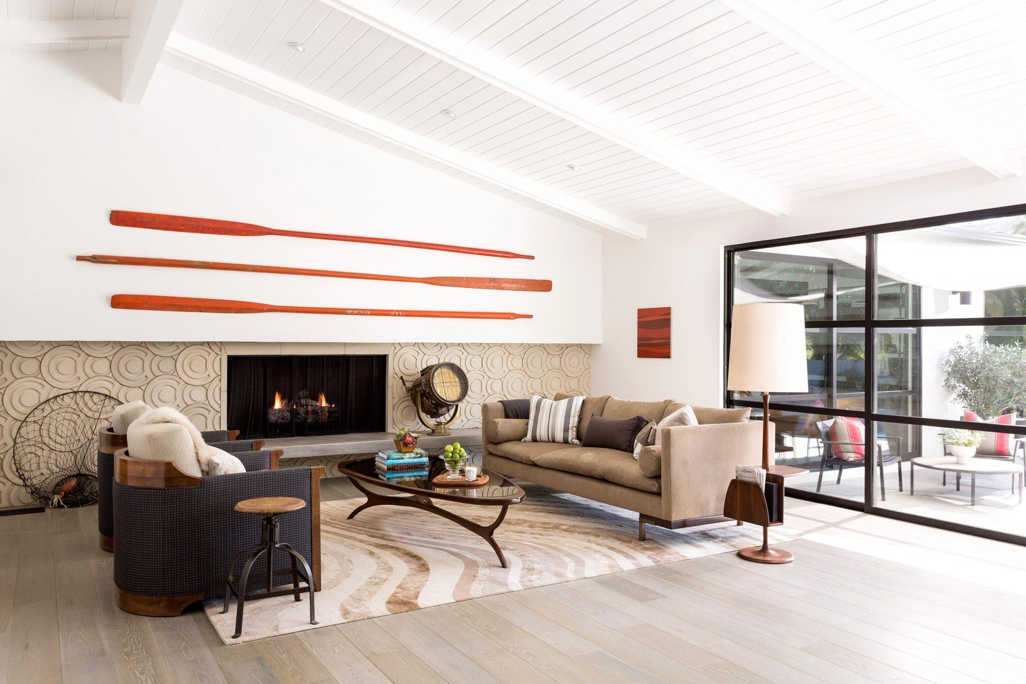 Interior design by Brown Design Group