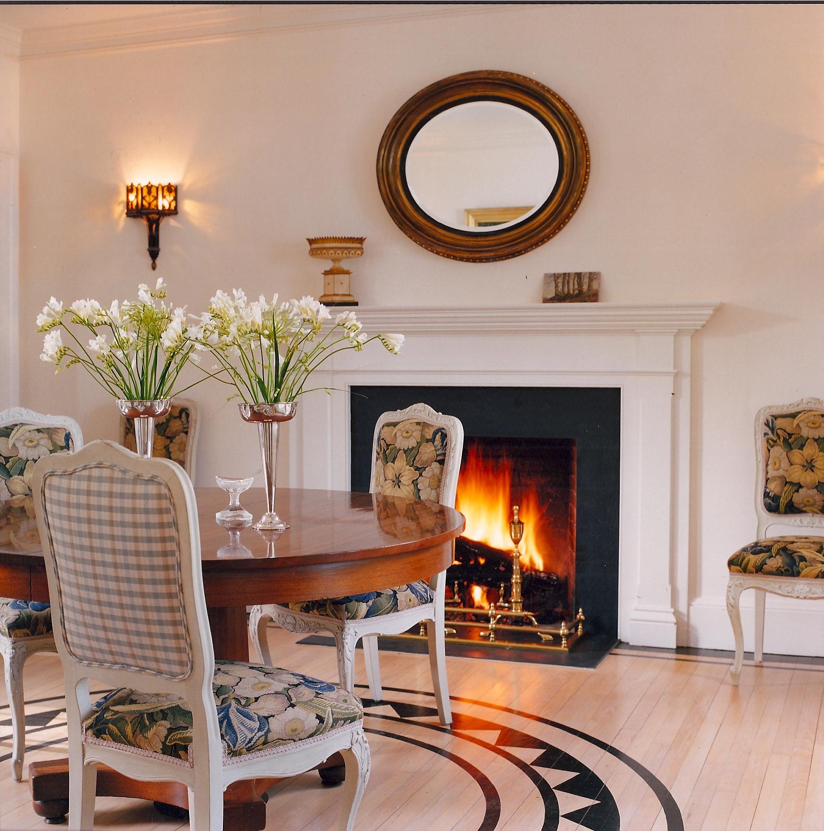 Interior design by Charles Spada Interiors