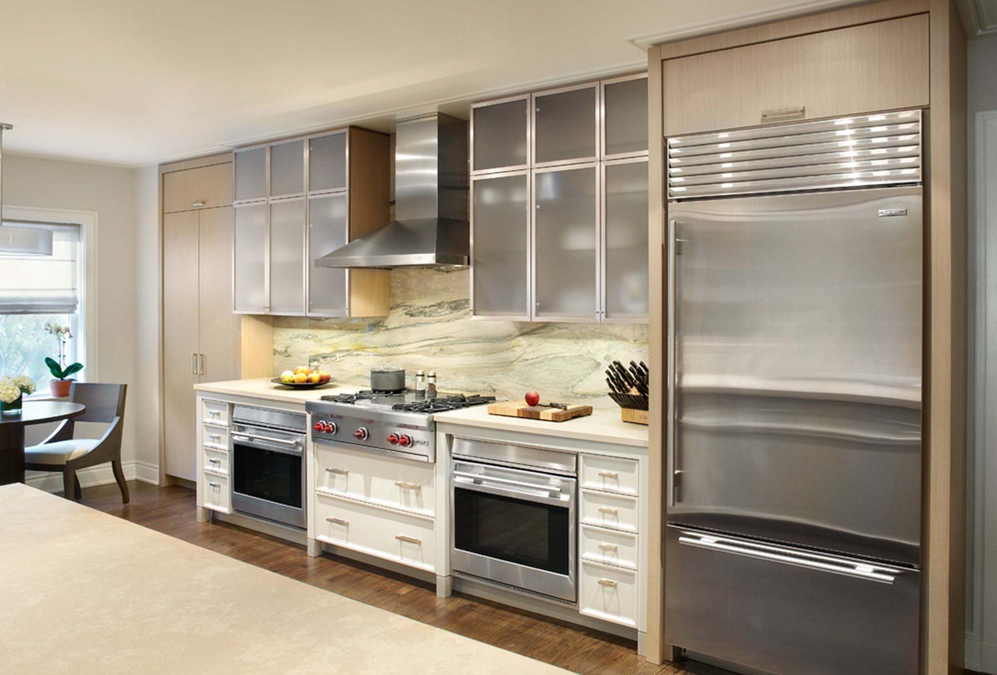 Condominiumrenovation by Morgante-Wilson