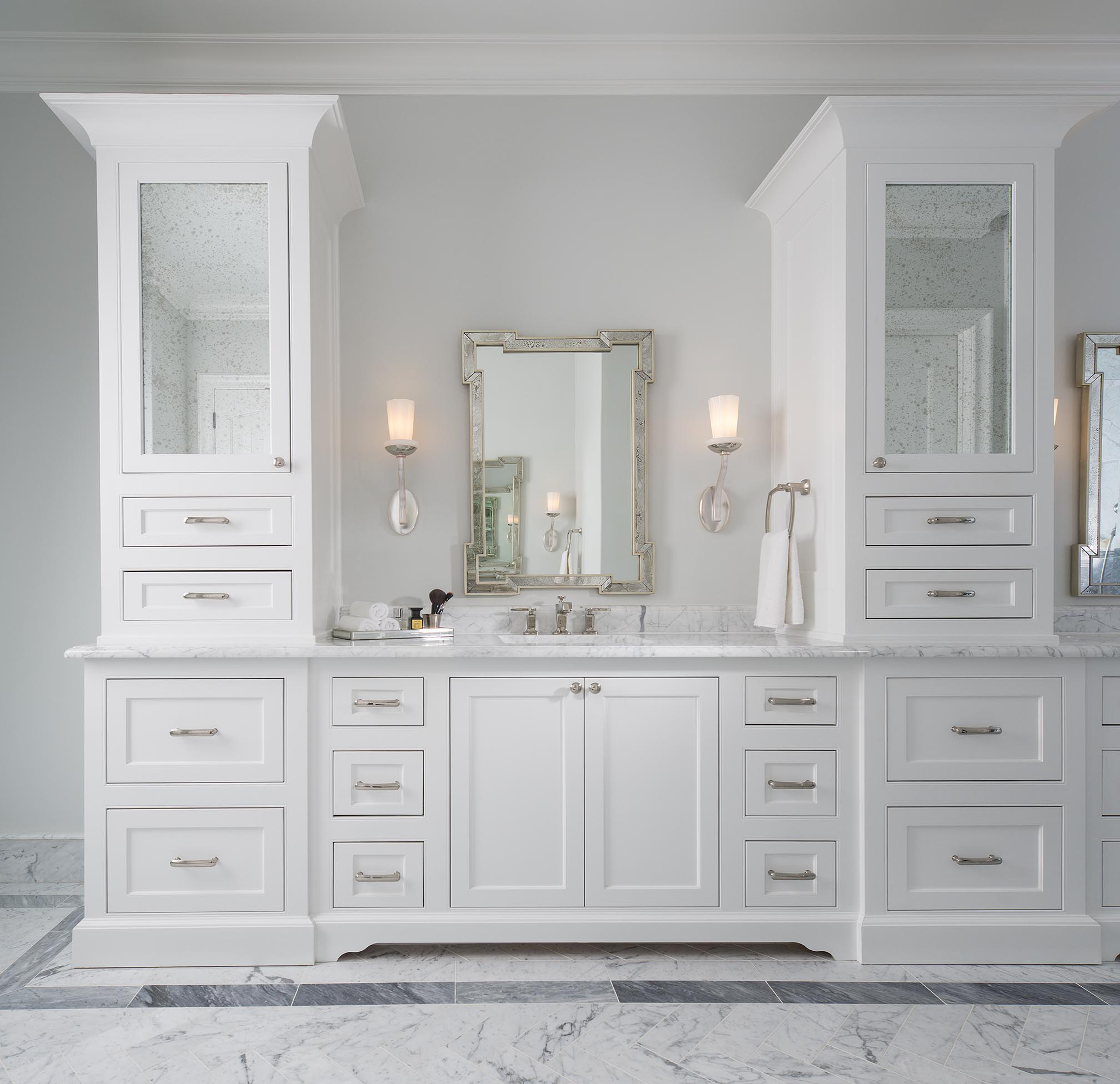 32 Stunning Master Bath Vanities Chairish Blog