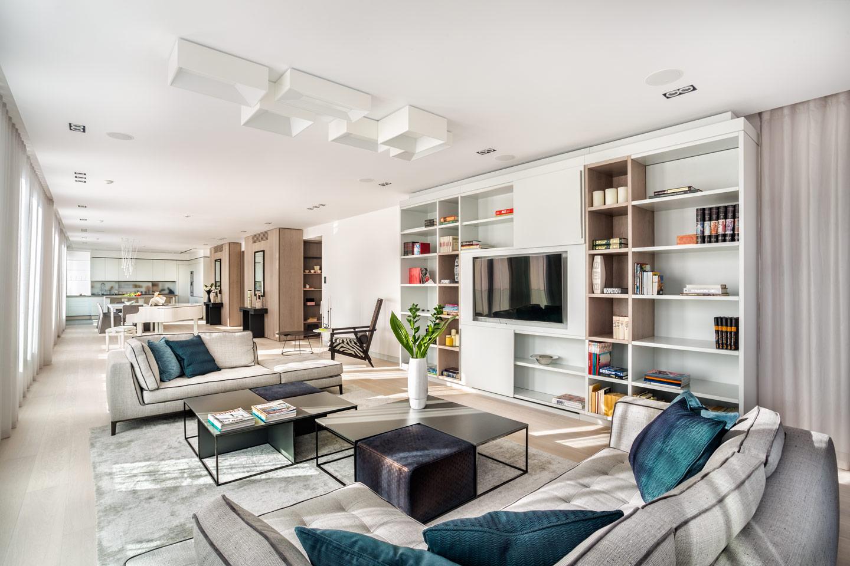 Interior design by Knof Design