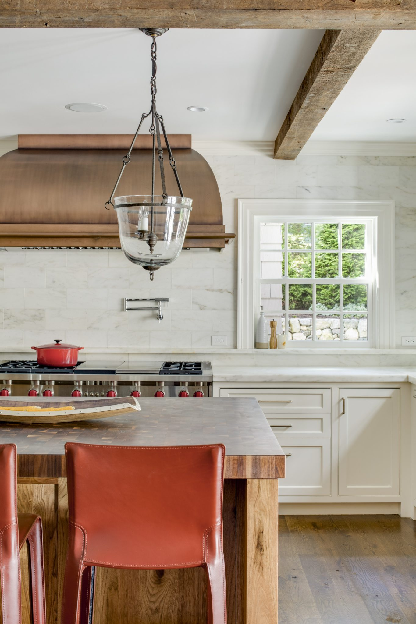 Weston Historic Farmhouse | Weston, MA by Patrick Ahearn Architect