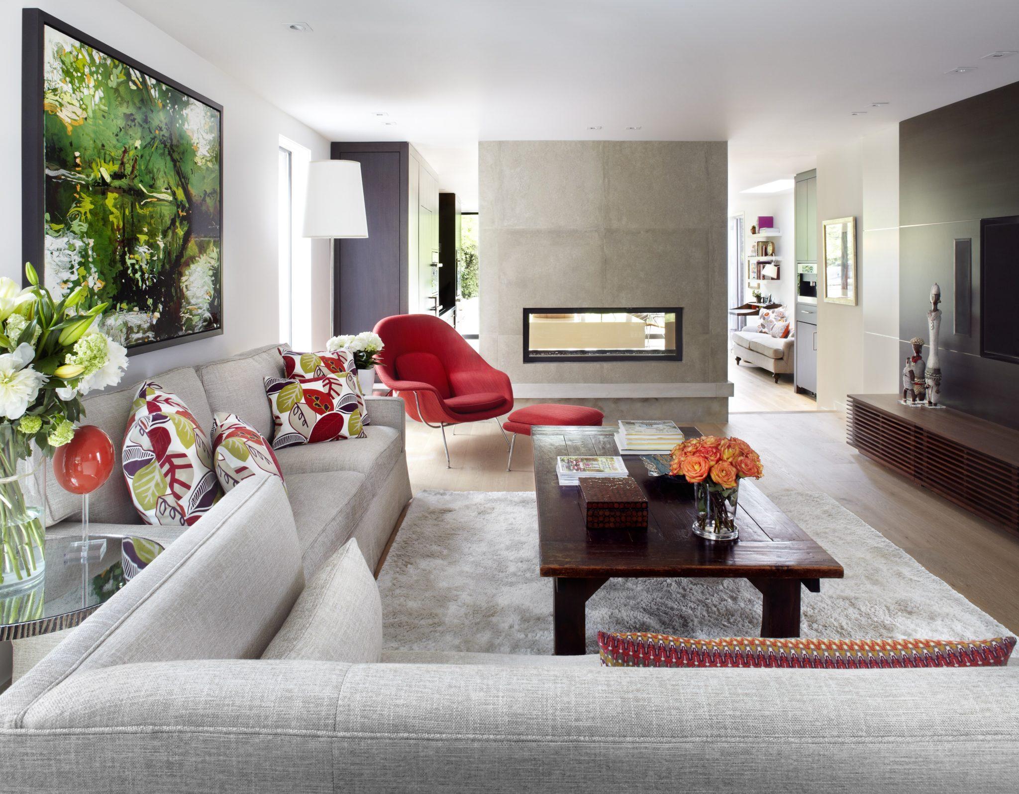 Interior design by Rowlands Associates