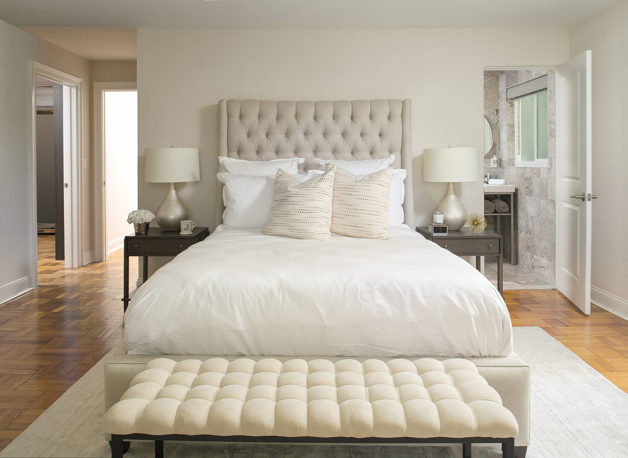 29 Dreamy Bedrooms in Cream and Ivory - Chairish Blog