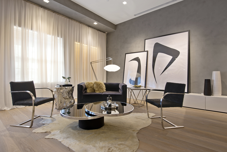 SoHo property by Matthew Yee Interiors