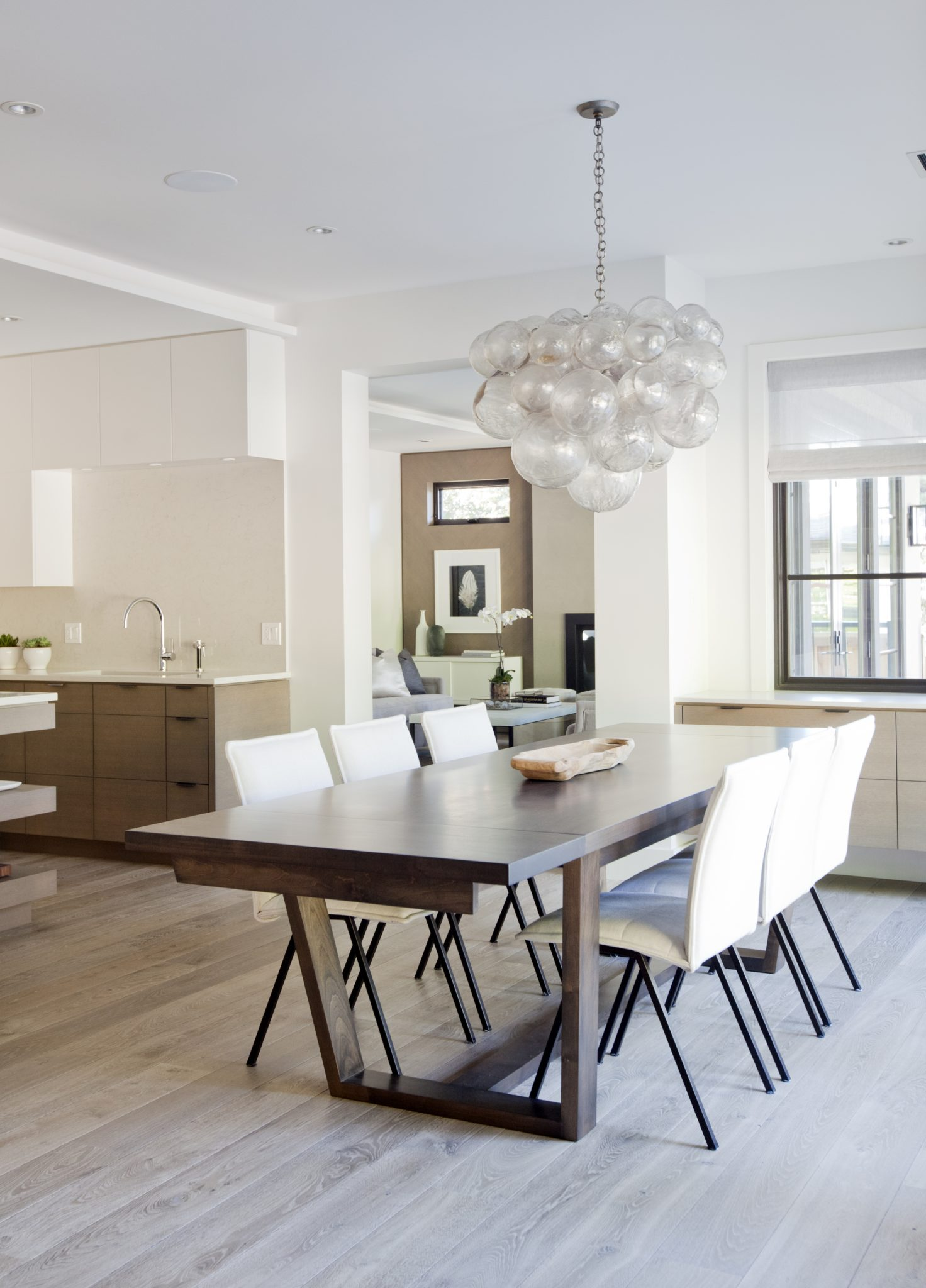 Dining Room | Calder Ave Residence by Stephanie Brown Inc.