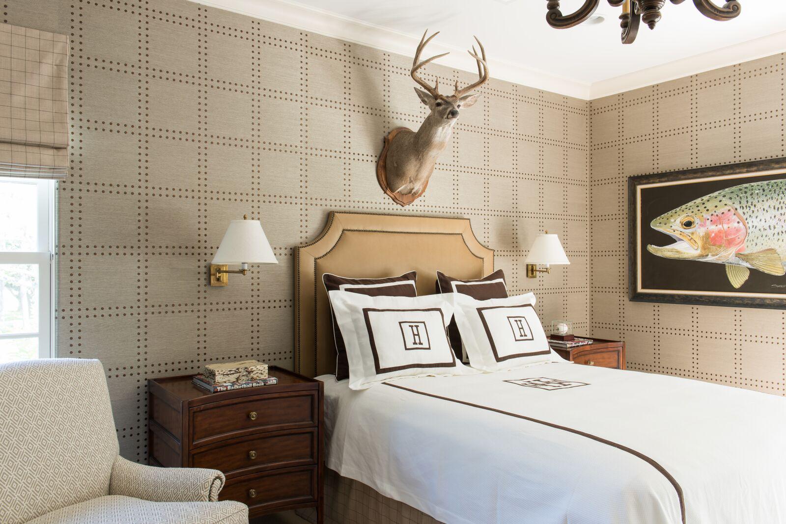 Doliver bedroom by Munger Interiors