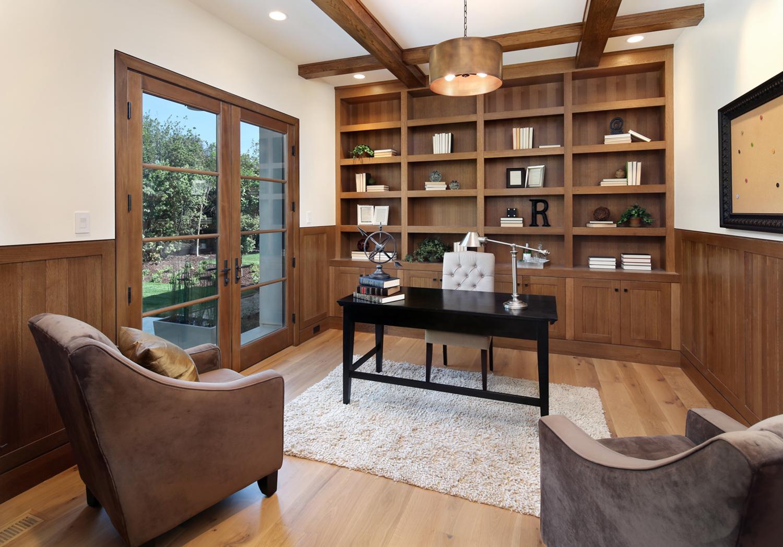 Lindenwood Contemporary Residence | Study by Sullivan Design Studio