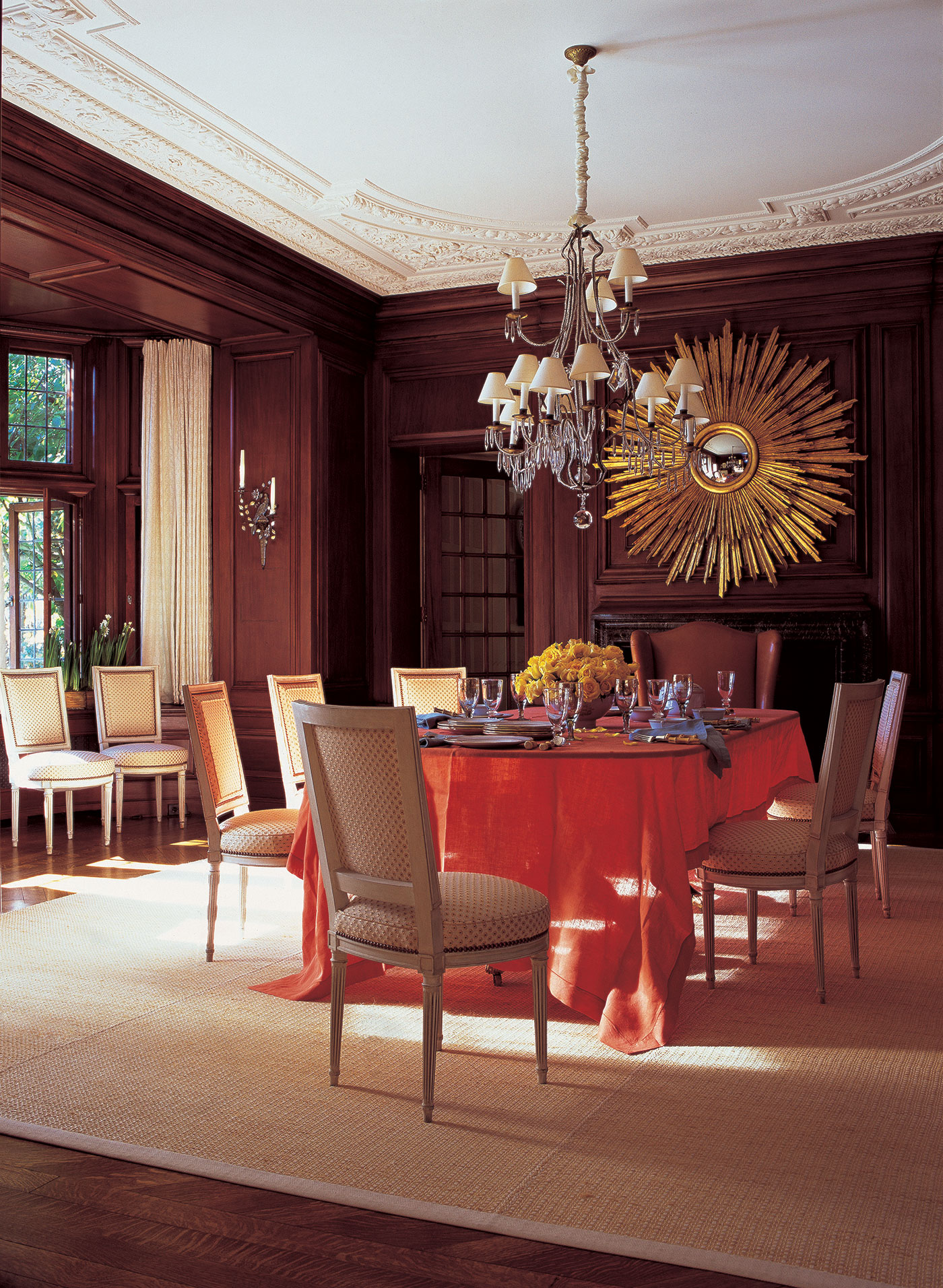 40 Lavish Rooms With Wood Paneled Walls Chairish Blog