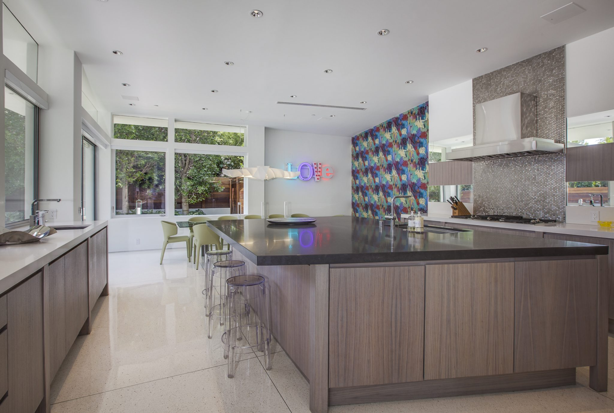 Beverly Hills kitchen by Crespo Design Group