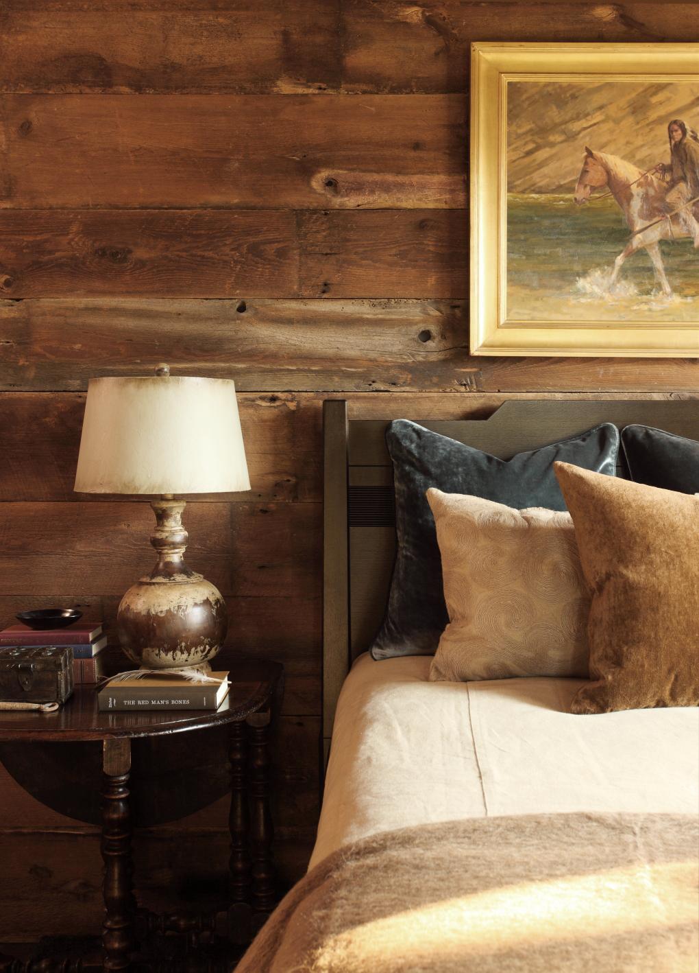 Moose Creek Guest Bedroom by Peace Design